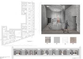 design 5 rome fashion showroom on behance