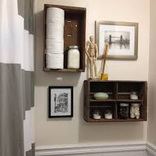 bathroom design innovative wicker laundry basket in powder room