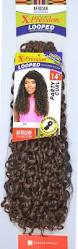 Pre Curled Hair Extensions by Sensationnel African Collection X Pression Looped Crochet Braid