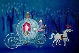 cinderella coach your prince charming he s not going to come in a chariot or on a