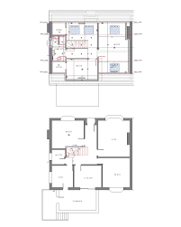 house plans with attic floor plan of bungalow house with attic