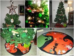 nightmare before christmas tree skirt bing images tim burton
