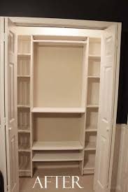 closet makeovers our under 100 ikea hack closet makeover southern revivals