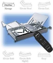 Leggett And Platt Adjustable Bed Frame Adjustable Bed Orthomatic Adjustable Electric Massage Bed