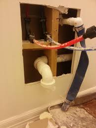 plumbing can p trap be installed inside wall home improvement