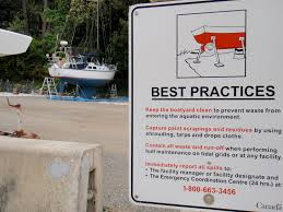 alternatives to toxic paints and boat maintenance products