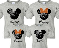 sale halloween family mickey minnie shirts matching