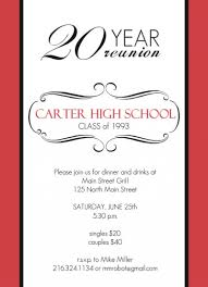 high school class reunion invitations invitation card reunion purplemoon co