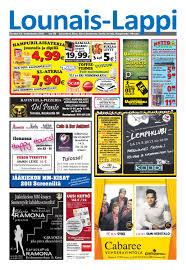nissan almera xgl 2005 12 5 2011 lounais lappi by alma media kustannus oy lounais lappi