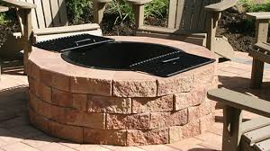Outdoor Firepit Kit Nicolock Outdoor Living Features Maurice Supplies Llc