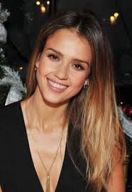 over forty hairstyles with ombre color 13 jessica alba hair color ideas brunette highlights ombre