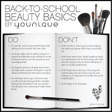 Makeup Schools In Dc Beauty Basics Tips And Tricks By Younique Products With Mascara