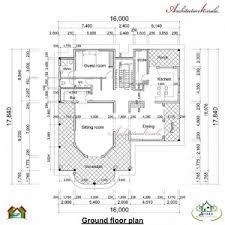 modern architecture floor plans kerala nadumuttam house plans architectural house plans awesome