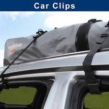 Rightline Gear Car Clips by Rightline Gear Car Top Golf Travel Bag Grey Walmart Com