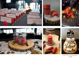 Camo Wedding Centerpieces by Best 25 Hunting Theme Weddings Ideas On Pinterest Hunting