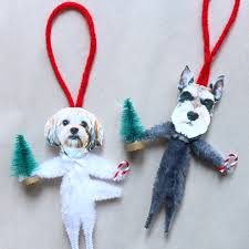 fetch the spirit and make your own hilarious ornaments