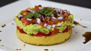 cuisine polenta mediterranean polenta stacks cooking with plants