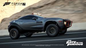 off road sports car local motors rally fighter fm7 fate of furious car pack don u0027t