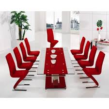 cheap red dining table and chairs bass extending glass dining table dining chairs italian glass