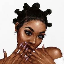 beautiful cartoon women art 1000 images about black girl art on pinterest cartoon black