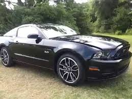 2013 Ford Mustang Gt Black Sold 2013 Ford Mustang Gt Coupe 401a Black 6spd Manual 19