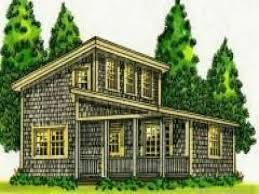 cabin plans easy build affordable home small modern house plan