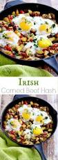 corned beef hash st patrick u0027s day breakfast or brunch recipe