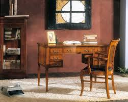 scrivania stile impero zona studio in stile classico dane mobili
