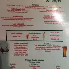 El Patio Phone Number El Patio Restaurant 57 Photos U0026 105 Reviews Mexican 4351