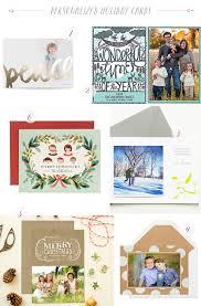 seasonal stationery personalized family cards
