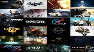 ps4 game invite ps4 games sony lists everything confirmed for 2015 gamedirtz