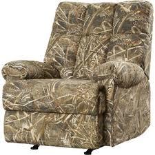 lane camouflage recliner wayfair