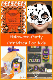 Kids Halloween Printables by 160 Best Halloween Printables Images On Pinterest Halloween