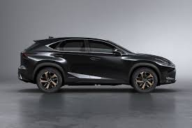 lexus crossovers lexus updates its 2018 nx compact crossover to stay competitive