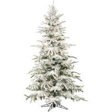 martha stewart living snowy spruce pre lit artificial