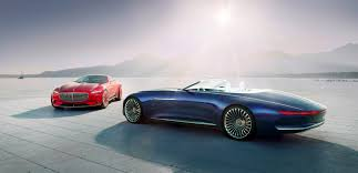 mercedes electric car mercedes maybach just revealed a luxury electric convertible