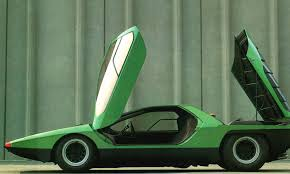 vwvortex com bertone carabo concept car gorgeous