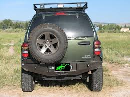 2006 jeep liberty bumper you need to get a fabricator to build ya ll an aftermarket bumper