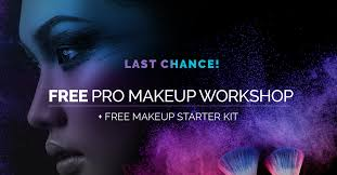 online makeup school free back to school promotion qc makeup academy