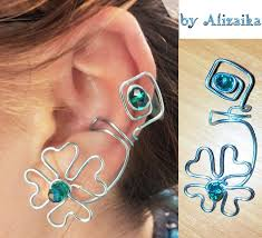 ear cuffs ireland 47 best кафф ухо images on ear cuffs wire wrapping