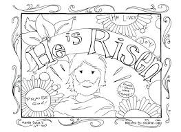 religious coloring pages christmas easter preschoolers summer
