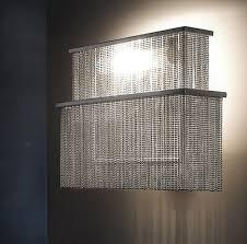 Trendy Lighting Fixtures Contemporary Lighting By Luminara Shine Chain Lighting Fixtures
