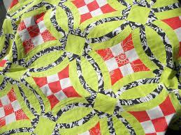 color obsessed urban nine patch quilt top u2013 sew kind of wonderful