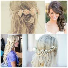 bridal hairstyle ideas half up bridal hairstyle ideas new haircuts to try for 2017