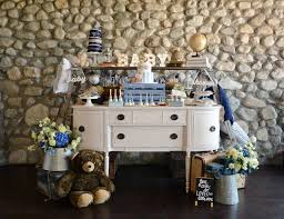 vintage baby shower ideas teddy party ideas for a baby shower catch my party
