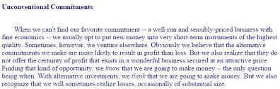 buffett u0027s 1997 berkshire letter unconventional investments