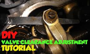 diy valve clearance adjustment tutorial toyota hilux surf 22re