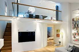 Interior Stairs Design In Duplex Apartments Staircase Design At Stunning Loft House With The Best Interior