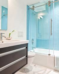 Glass Bathroom Tile Ideas Blue Backsplash Glass Tile Blue Glass Tile Amazing Kitchen Blue