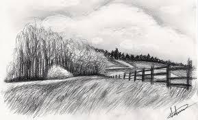 landscape sketch by dumidum on deviantart